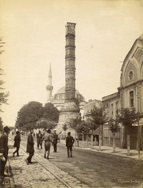 Colonne brûlée (Constantinople)