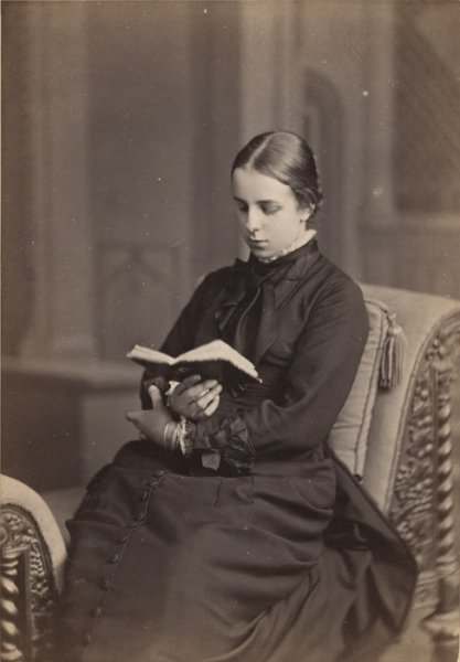 Portrait of Lady Maud