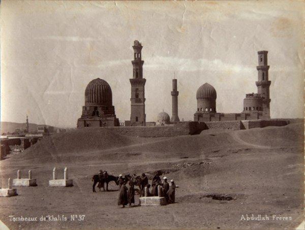 Tombeaux de Khalifes (Egypt)
