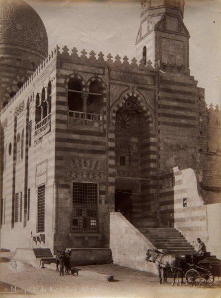 Tombeaux de Mamlouks (Egypt)