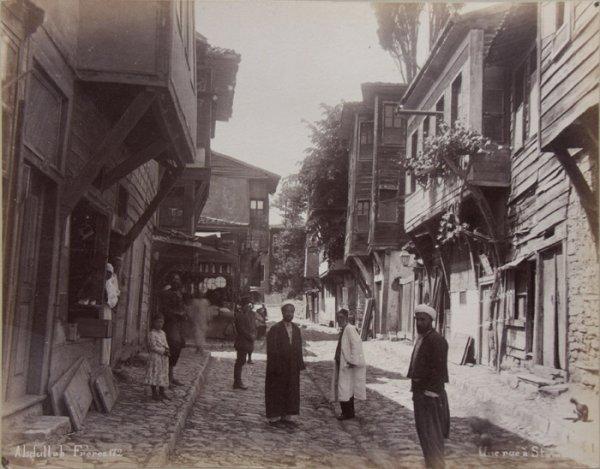 Rue a Istanbul