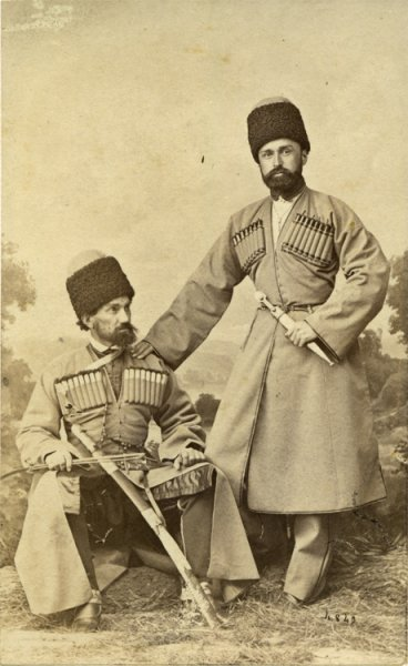Circassian Soldiers