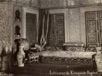 L'interieur du kiosque Bagdad