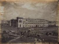 La gare du Caire