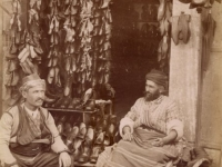 Turkish shoemakers
