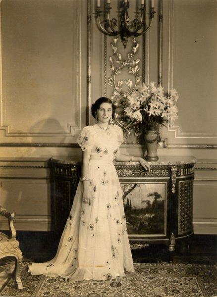 Portrait of Princess Fahzia