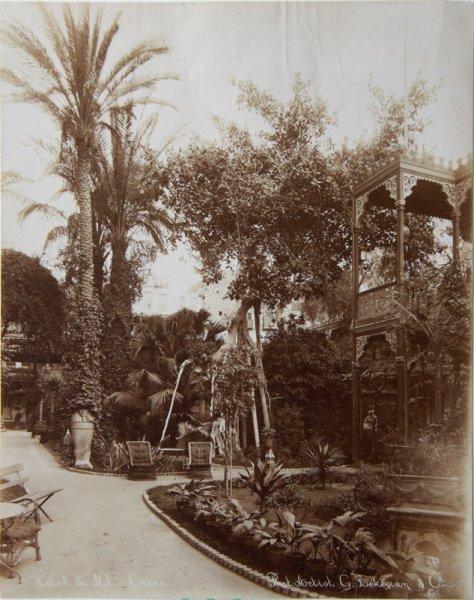 Hotel du Nil, Caire
