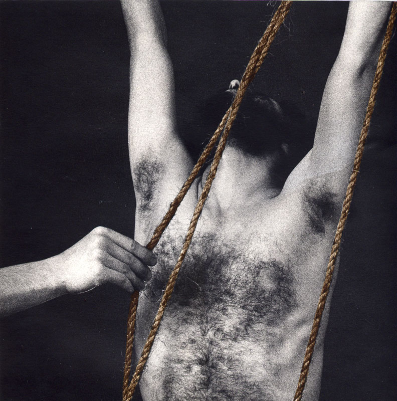 Untitled (man in bondage)