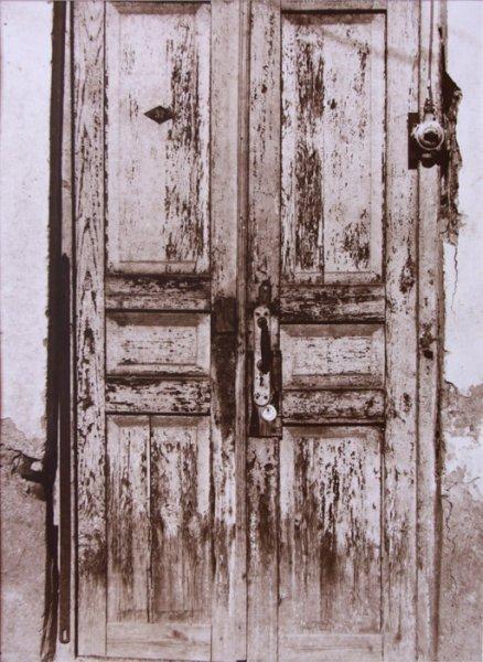 Untitled (old door no32)
