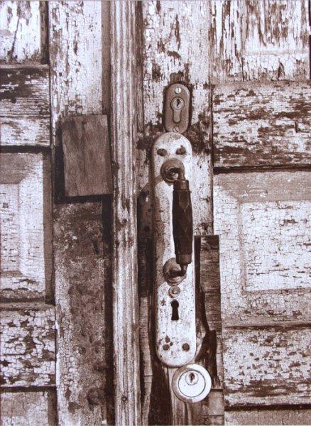Untitled (door handle)
