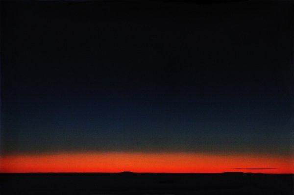 Untitled (desert horizon)