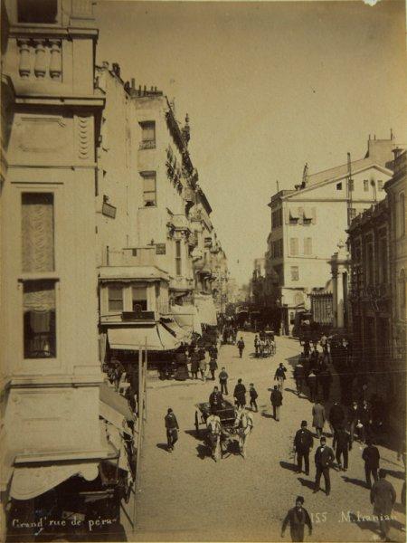 Grand rue de Pera