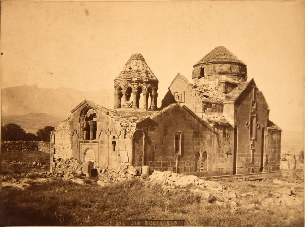 Hayr Hovhannavank Monastery