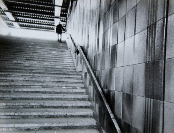 Untitled (Subway stairs, Yerevan)