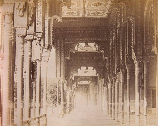 Gezireh palace, Cairo
