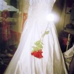 Glenn Sloggett. 2009. Amputee Op-Shop bride
