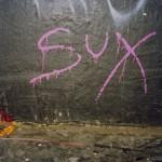 Glenn Sloggett. 2011. Life sux